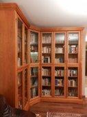 Biblioteka narożna, segment - czereśnia